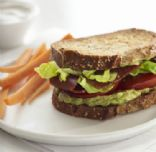 Veggie-Bacon Avocado Sandwich