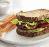 Veggie-Bacon Avocado Sandwich