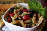 Tomato, Basil, & Roasted Pine Nut Penne