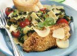 Parmesan Chicken w/Rags