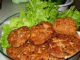 Alexia's tuna patties