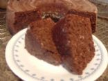 Nutritious Chocolate Oatmeal Cake