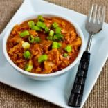 West African Chicken and Peanut Stew