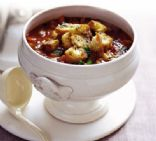 Winter Minestrone Soup (No Bacon)