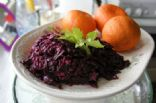 Russian Beet Salad ~ Light