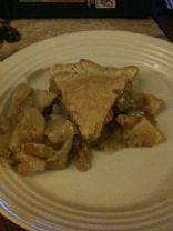Ratio Chicken Pot Pie
