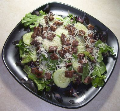 Lime Steak Salad, Kim's