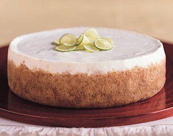 (Desserts) Custard Cheesecake - Clematines