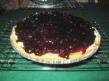 Carla's Traditional Cheesecake - Blueberry