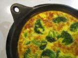 Ellie Krieger's Broccoli Frittata