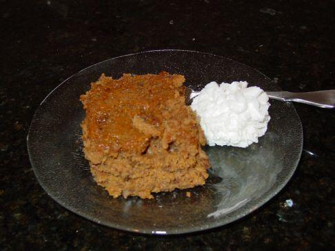 Pumpkin Nut Spice Cake