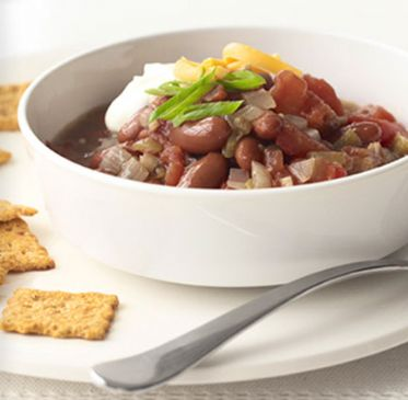 Southwest Turkey Chili