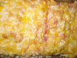 Juice's Cajun Chicken Casserole