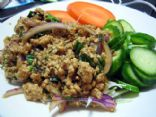 Larb Gai (Thai Chicken Salad)