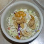Lime Cole Slaw
