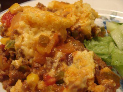 Fiesta Turkey Pie