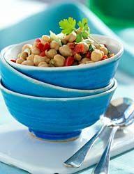 Garbanzo Bean Toss Up