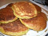 Low Carb Supper Pancakes