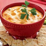 Easy Cheesy Buffalo Chicken Dip