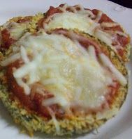 Cheesy Eggplant Parmesan