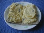 Homemade Egg Salad