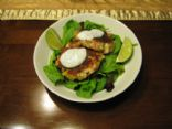 Healthy Vegetable Crabcakes (Adapted from Cooking Light)