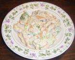 Stacey's Version of OG's Garlic Chicken con Broccoli