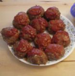 Turkey and Beef Mini Meatloafs