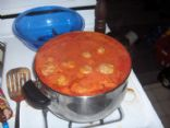 Mommy's Special Spaghetti Sauce