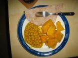 Curry Garbanzos Beans
