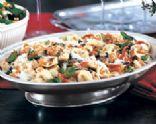 LCBO Cheese Tortellini with Mushroom and Prosciutto