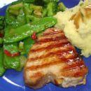 Grilled Tuna Teriyaki
