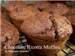 Chocolate Ricotta Muffins