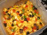 Easy & Simple Pasta Salad