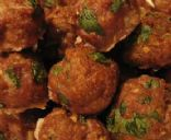 Spinach Turkey Meatballs