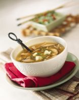 Virtually Fat-free Hot and Sour Soup