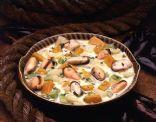 Skinny Seafood Chowder