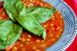 Italian Green Lentil Soup