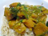 Coconut Milk & Kabocha Curry