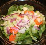 Andi's House Salad