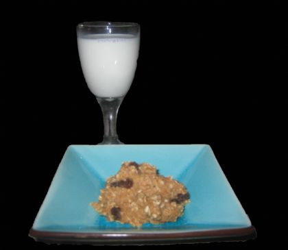 Meal Plan Oatmeal Raisin Cookies Cookie
