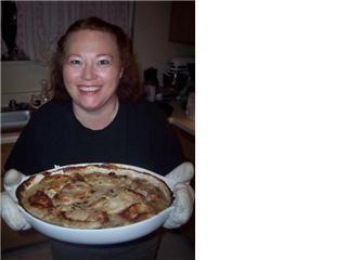 Healthy Homestyle Pork Chop Casserole