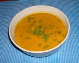 Dilled Carrot Soup