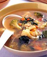 Zero POINTS Value Vegetable Soup