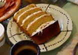 banana peach tea bread