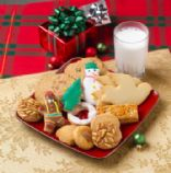 Two Thumbs-Up Holiday Cookies