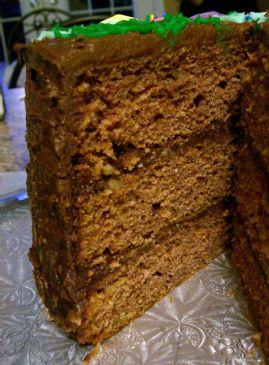 Never Enough Nuts Filbert Cake