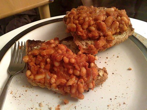 Delicious Homemade BBQ Beans