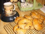 Bread Machine Low Sodium Cinnamon Raisin Bagels