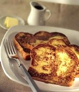 Cinnamon Raison Fench Toast